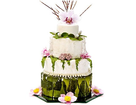 Wedding cake in Goa