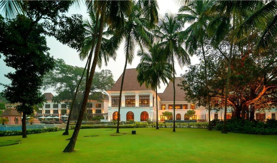 Grand Hyatt Goa Wedding