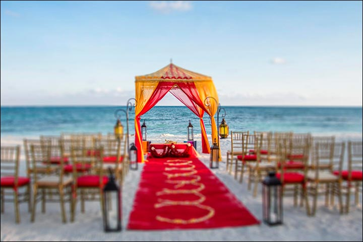 Beach weddings Goa