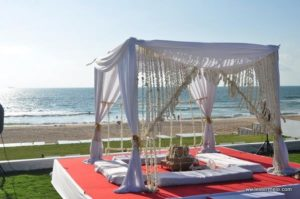 Marquis beach Resort Goa Wedding